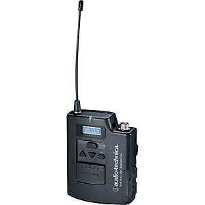 Audio-Technica-ATW-T310b-UniPak-Wireless-Transmitter-Channel-D