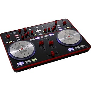 Vestax-Typhoon-DJ-MIDI-controller-with-sound-card-Standard