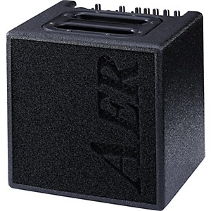 AER-Alpha-40W-1x8-Acoustic-Guitar-Combo-Amp-Black