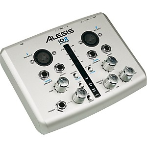 Alesis-iO2-Express-Audio-Interface-Standard