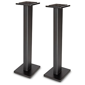 DR-PRO-DRPRO-SMS1BK-Wood-Studio-Monitor-Stand--Pair--BLACK
