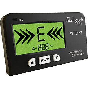 Intellitouch-Intellitouch-PT10XL-Traditional-Chromatic-Tuner-Black