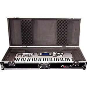 Odyssey-Flight-Zone--Keyboard-case-for-61-note-keyboards-with-wheels-Standard