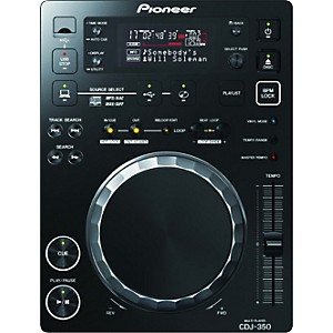 Pioneer-CDJ-350--Digital-Multi-Player-Standard