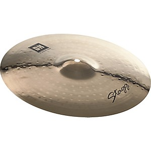 Stagg-DH-Dual-Hammered-Brilliant-Medium-Crash-Cymbal-15-