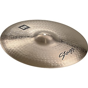Stagg-DH-Dual-Hammered-Brilliant-Crash-Ride-Cymbal-20-
