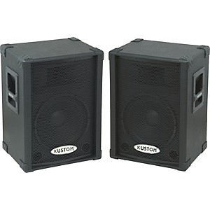 Kustom-KPC12P-Powered-Speaker-Pair-Standard