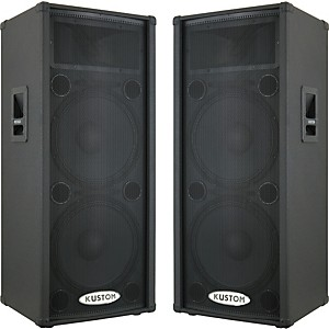 Kustom-KPC215HP-Powered-Speaker-Pair-Standard