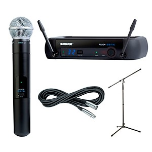 Shure-PGXD24-SM58-Handheld-Wireless-Package-Standard