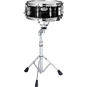 Yamaha-CSS1455-Concert-Steel-Snare-Drum-with-SS745A-Stand-Standard