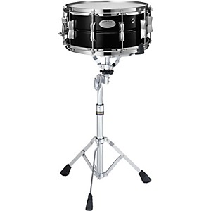 Yamaha-CSS1465-Concert-Steel-Snare-Drum-with-SS745A-Stand-Standard