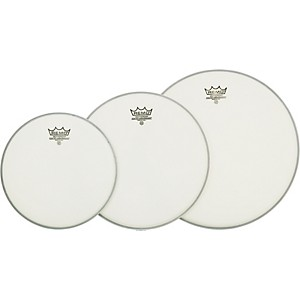 Remo-Ambassador-Tom-Drumhead-Pack-Fusion-Clear