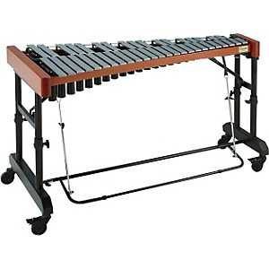 Bergerault-Signature-Orchestra-Bells-Adjustable-Frame-with-Pedal-Damper-3-5-Octave-Steel-Bars