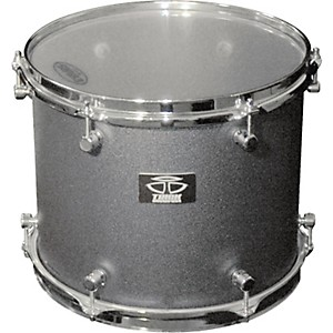Trick-AL13-Tom-Drum-10X12-Black-Cast