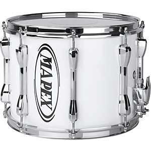 Mapex-QUALIFIER-SNARE-14--x-10--Snow-White-14-X-10-Inch