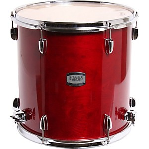 YAMAHA-2013-Stage-Custom-Birch-Floor-Tom-14-X-14-Raven-Black