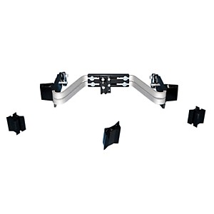Premier-BACK-BAR-RAIL-FOR-REVOLUTION-MULTI-TENOR-HARNESS-Quads-Quints-for-8--10--12--13-Inch