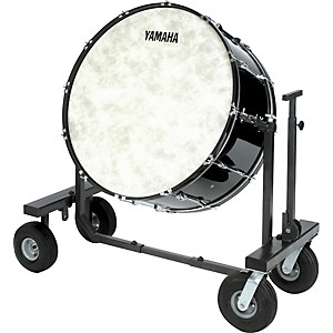 Yamaha-Tough-Terrain-stand-for-bass-drum-Black
