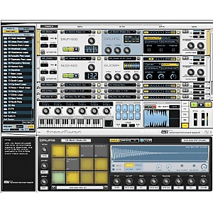 Digidesign-Transfuser-Virtual-Instrument-Software-Standard