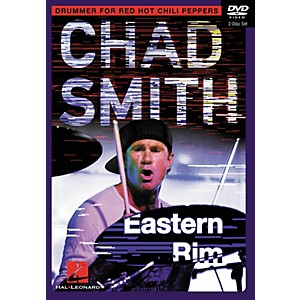 Hal-Leonard-Chad-Smith-Eastern-Rim-Drum-Instruction-2-DVD-set-Standard