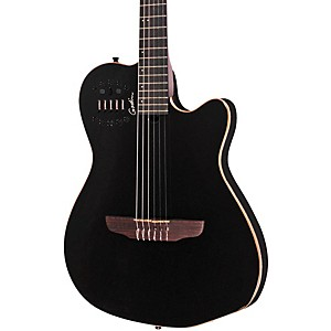 Godin-ACS-SA-Slim-Nylon-String-Cedar-Top-Acoustic-Electric-Guitar-Black-Pearl