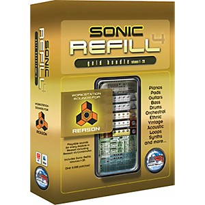 Sonic-Reality-Reason-Sonic-Refills---Gold-Bundle-Standard