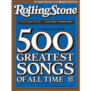 Alfred-67-Selections-From-The-500-Greatest-Songs-Of-All-Time--Classic-Rock-To-Modern-Rock---Easy-Guitar-Standard