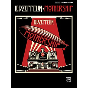 Alfred-Led-Zeppelin---Mothership---Guitar-Tab-Songbook-Standard