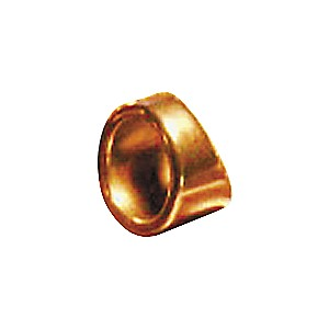 Peaceland-Guitar-Ring-3-4--Brass-Guitar-Ring-Slide-Size-11