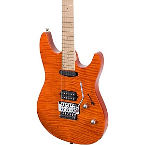 Laguna-LE924-Electric-Guitar-Awesome-Orange-Transparent