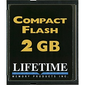 Lifetime-Memory-Products-Compact-Flash-Card-4Gb