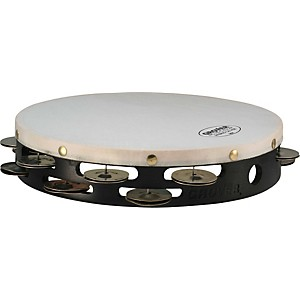 Grover-Pro-T2-HS-Hybrid-Double-Row-10--Tambourine-10-inch