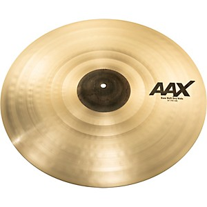 Sabian-AAX-Raw-Bell-Dry-Ride-Cymbal-21in
