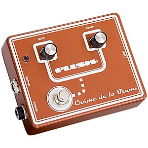 Plush-Crème-De-La-Trem-Tremolo-Guitar-Effects-Pedal-Standard