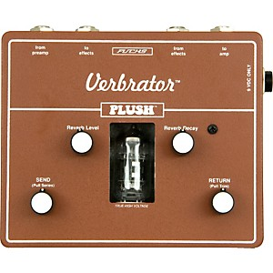 Plush-Verbrator-Loop-and-Reverb-Guitar-Effects-Pedal-Standard