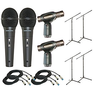 Audio-Technica-Twelve-Piece-Mic-Package-Standard