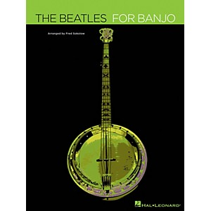 Hal-Leonard-The-Beatles-For-Banjo-Songbook-Standard