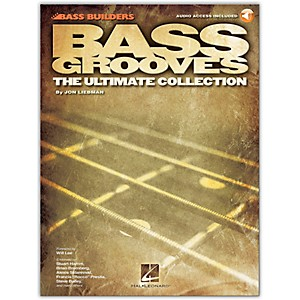 Hal-Leonard-Bass-Grooves---The-Ultimate-Collection--Book-CD--Standard