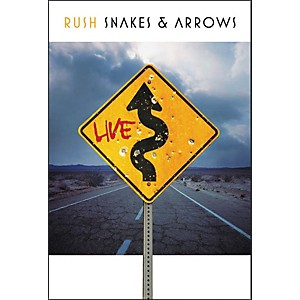 Hal-Leonard-Rush---Snakes---Arrows-Live--3-Blu-Ray-DVD-Set--Standard
