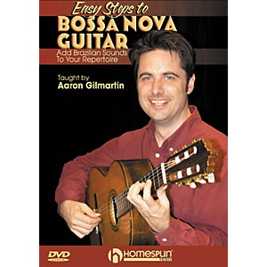 Homespun-Easy-Steps-To-Bossa-Nova-Guitar--Add-Brazilian-Sounds-To-Your-Repertoire-DVD-Standard