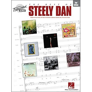 Hal-Leonard-The-Best-of-Steely-Dan---2nd-Edition--Transcribed-Score-Series-Songbook-Standard