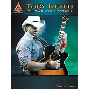 Hal-Leonard-Toby-Keith-Guitar-Collection---Guitar-Recorded-Versions-Songbook-Standard