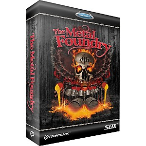 Toontrack-The-Metal-Foundry-SDX-Expansion-Pack-Standard