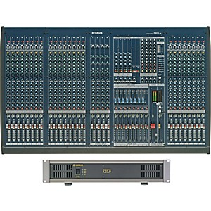 Yamaha-IM8-24-Mixing-Console-with-Power-Supply-Standard