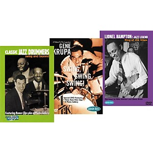 Hudson-Music-Super-Classic-Jazz-Trio-DVD-Pack-Standard