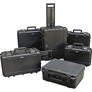 SKB-3i-0907-4B-C-Mil-Standard-Waterproof-Case-19x14-25x8-Empty-Wheels