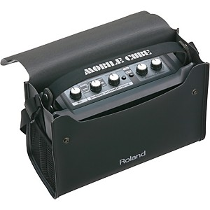 Roland-CB-MBC1-Mobile-Cube-Amp-Carrying-Case-Black