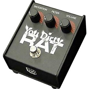 Pro-Co-You-Dirty-Rat-Distortion-Guitar-Effects-Pedal-Standard