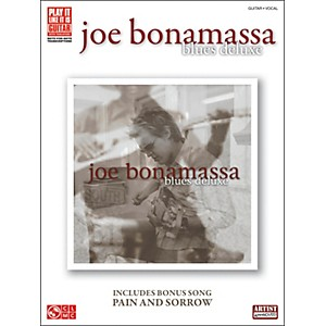 Hal-Leonard-Joe-Bonamassa--Blues-Deluxe-Guitar-Tab--Book--Standard