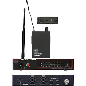 Galaxy-Audio-AS-900-Personal-Wireless-System-FREQ--K5-646-7-MHz